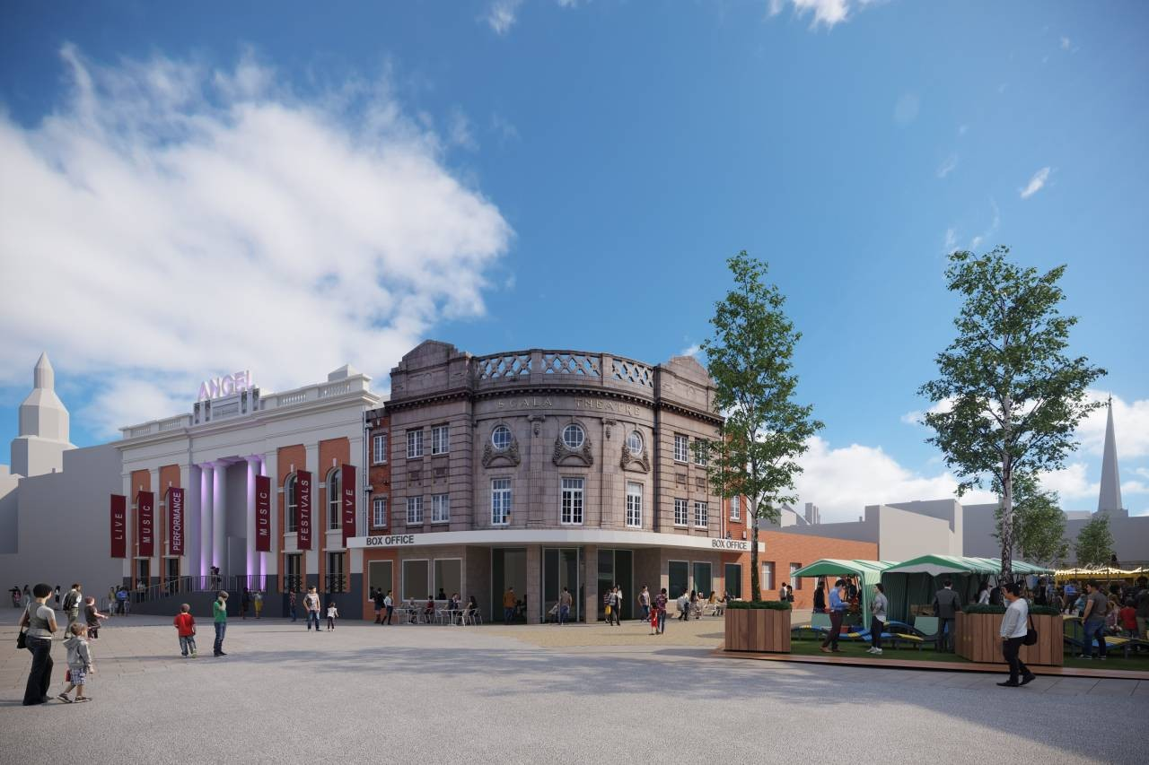 £17.9m boost to regenerate Worcester's city centre