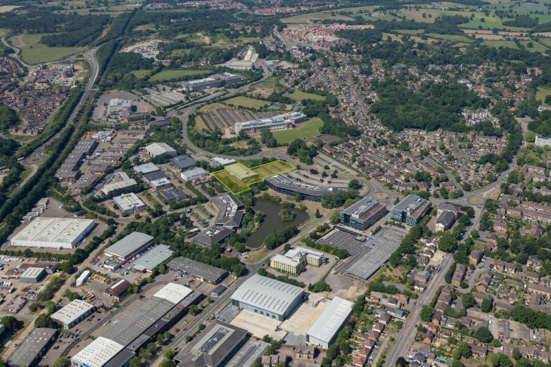 Angle Property completes first acquisition for the new Angle Opportunity Fund with 2.4 acre site in Bracknell