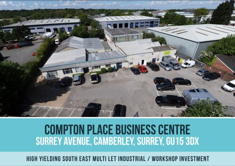 Compton Place Business Centre, Camberley