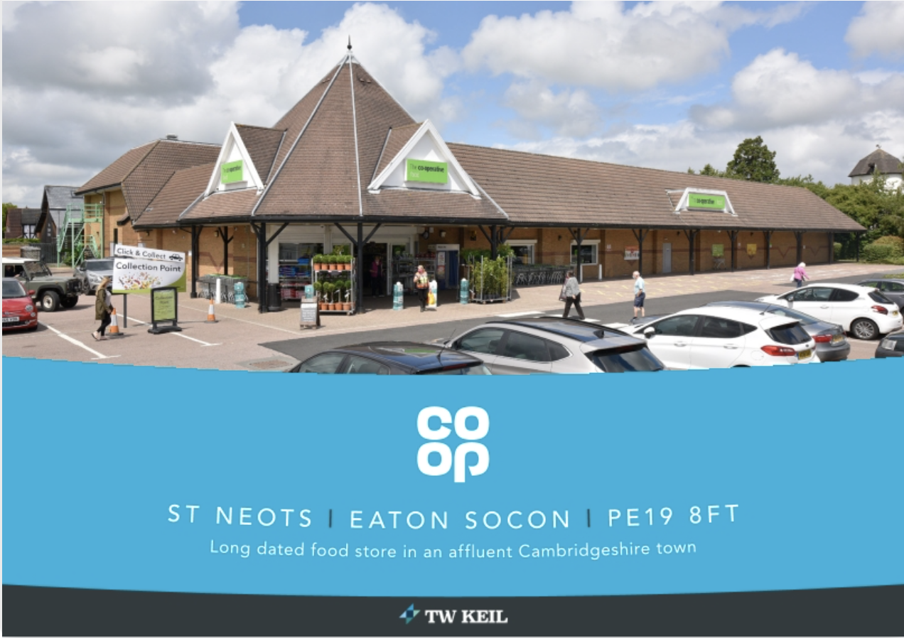 St Neots – Off-market purchase